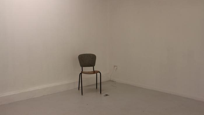 'Srdnsnd', Dan Sanders, installation